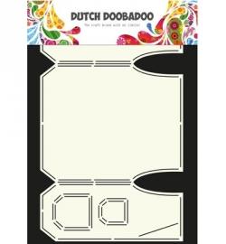 470.713.605 Dutch Card Art Jacket