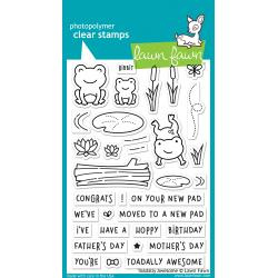 "LF1581 Lawn Fawn Clear Stamps Taodally Awesome 4""X6"""