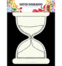 470.713.668 Dutch DooBaDoo Card Art Hourglass