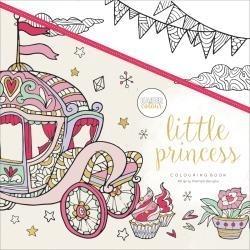 275674 KaiserColour Perfect Bound Coloring Book Little Princess
