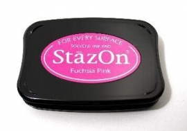 SZ82 StazOn Fuchsia Pink