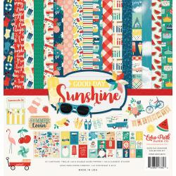 "337354 Echo Park Collection Kit Good Day Sunshine 12""X12"""