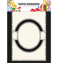 470.713.322 Dutch DooBaDoo Card Art Card Art Circle