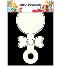 470.713.320 Dutch DooBaDoo Dutch Card Art A5 Rattle