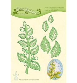 45.4537 Leane Creatief Twig & Leaves