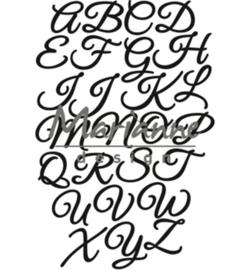 CR1452 Craftable  Classic Alphabet - upper case