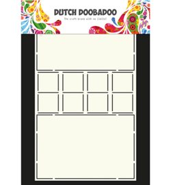 470.713.323 Dutch DooBaDoo Card Art Card Art Card Locks