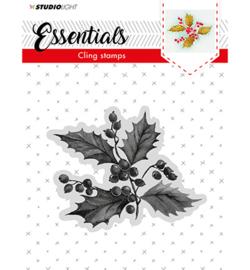 CLINGSL05 Cling Stamp Essentials, Christmas, nr.05