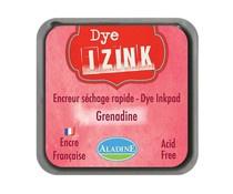 19254 Aladine Inkpad Izink Dye Rouge Grenadine