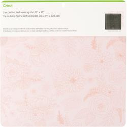 "2005435 Cricut 12""X12"" Deco Self Healing Mat Rose"