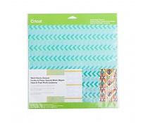 2002691 Cricut Cricut Washi Sheets Designer 12x12 Inch