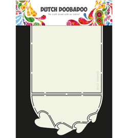470.713.658 Dutch DooBaDoo Card Art Hearts