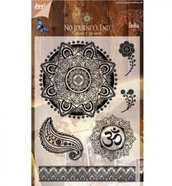 6410/0911 Stempel Landen Thema - India I