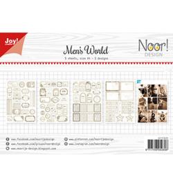 6011/0425 Labelvellen Noor Man