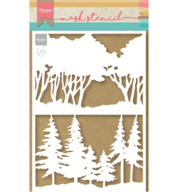 PS8100 Marianne Design Tiny's Forest