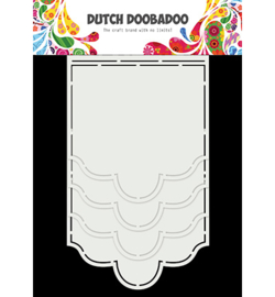470.713.843 Dutch DooBaDoo Card Art Flipalbum