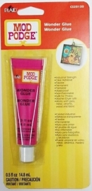 PECS25135 Mod Podge Wonder Glue 1/2 oz
