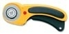 082721 Olfa Deluxe Rotary Cutter 45mm