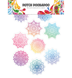 491.200.014 - DDBD Dutch Sticker Art Mandala