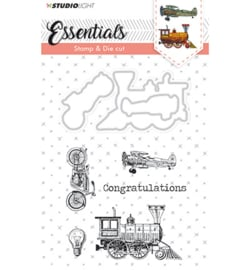 BASICSDC14 Stamp & Die Cut Essentials nr.14