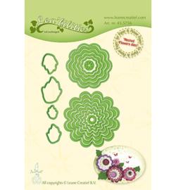 455756 Lea'bilitie Cutting  Nested Flower