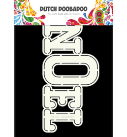 470.713.662 Dutch DooBaDoo Card Art Noel