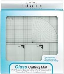 391252 Tonic Studios Mat Glas