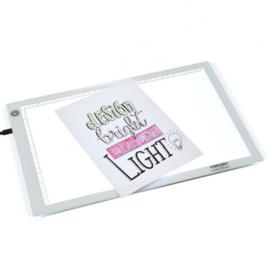 3009-261 Vaessen Creative led lightpad A4 white