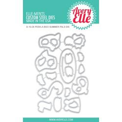 590174 Elle-Ments Dies Peek-A-Boo Summer