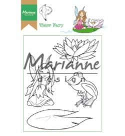 HT1646 Marianne Design  Hetty's Water Fairy