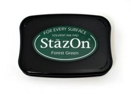 SZ99 StazOn Forest Green