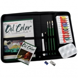 458245 Studio Artist Set Oil Color