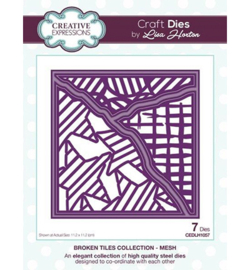CEDLH1057 Cutting & embossing Mesh