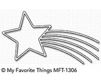 MFT-1306 My Favorite Things Shooting Star Die-Namics