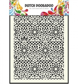 470715005 Dutch Doobadoo - Mask Art Stencils Flower