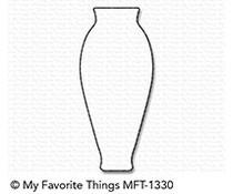 MFT-1330 My Favorite Things Flower Vase Die-Namics