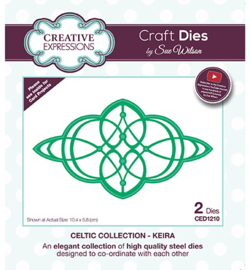 CED1210 The Celtic Collection Keira