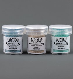 WOWKT036 Wow! Powder Trio Toteally Amazing