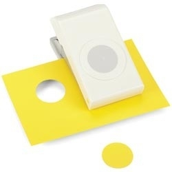 EK5431000 Nesting Paper Punch Circle 1.25""