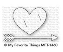 MFT-1460 My Favorite Things Straight from the Heart Die-Namics