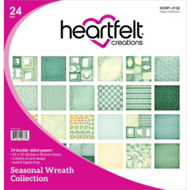 """HCDP1-2132 Heartfelt Creations Double-Sided Paper Pad 12""""X12"""""""