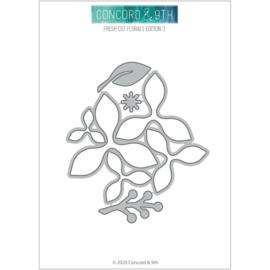 636363 Concord & 9th Dies Fresh Cut Florals Edition 3