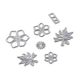 EC1844 Elizabeth Craft Metal Die Florals 8