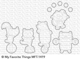 MFT-1419 My Favorite Things Spectacular Birthday Die-Namics
