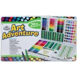 512503 Art Adventure Art Set 251 Pieces