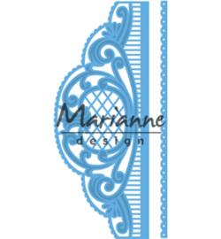 LR0525 Marianne Design Creatables Anja's border