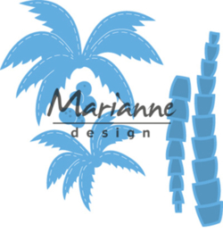 LR0541 Marianne Design Creatable Palm trees