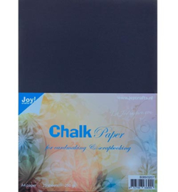 8089/0207 Krijtpapier (Chalkpaper) A4
