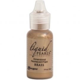 LPL 46806 Liquid Pearls Glue  Brass