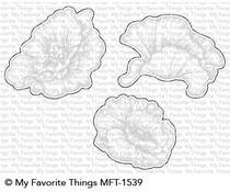 MFT-1539 My Favorite Things Poppy Blooms Die-namics